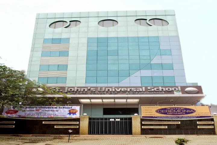 St Johns Universal School-Building