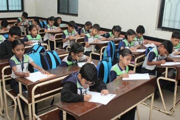 St Johns Universal School-Classroom