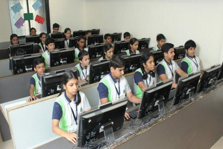 St Johns Universal School-Computer Lab