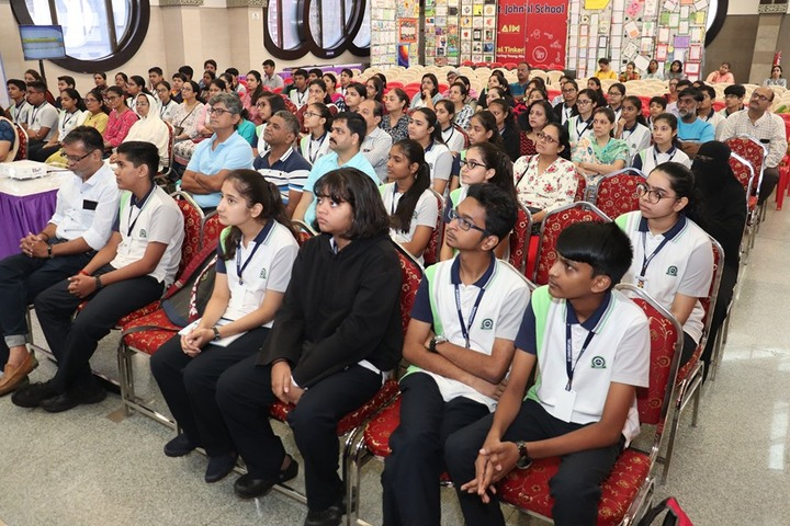 St Johns Universal School-Event