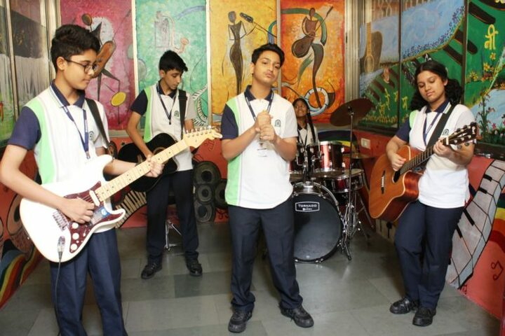 St Johns Universal School-Music