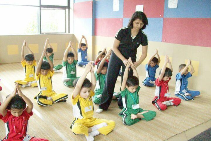 St Johns Universal School-Yoga
