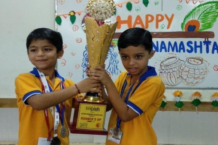 Gundecha Education Academy-Award