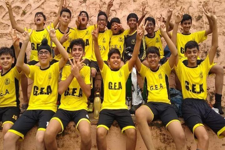 Gundecha Education Academy-Sports