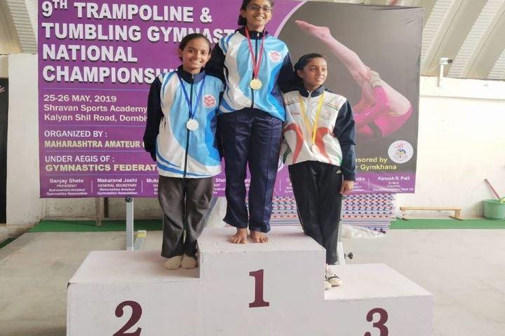 Gundecha Education Academy-Winners