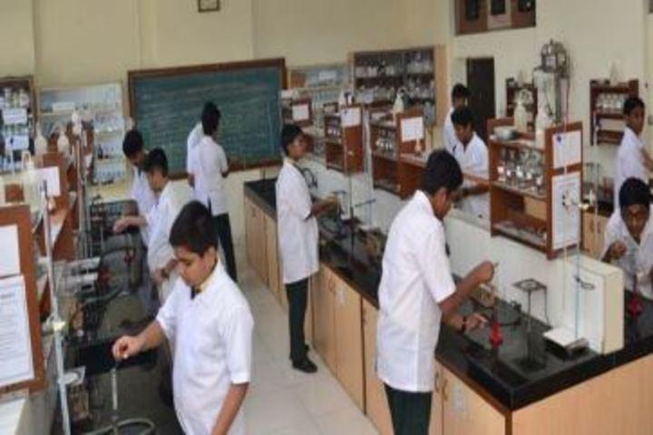 St Marys I C S E School-Chemistry Lab