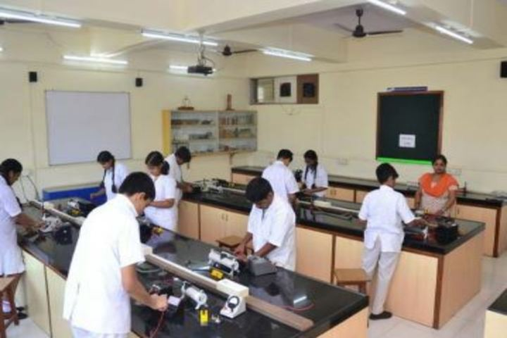 St Marys I C S E School-Physics Lab
