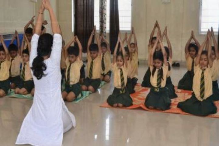St Marys I C S E School-Yoga