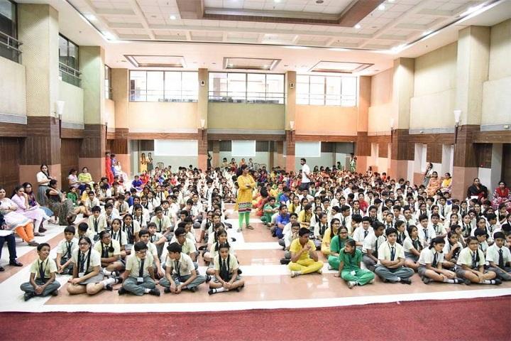 A B V M Agrawal Jatiya Koshs Seth Juggilal Poddar Academy-Auditorium