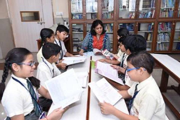A B V M Agrawal Jatiya Koshs Seth Juggilal Poddar Academy-Library