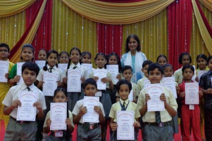 A B V M Agrawal Jatiya Koshs Seth Juggilal Poddar Academy-Achivement