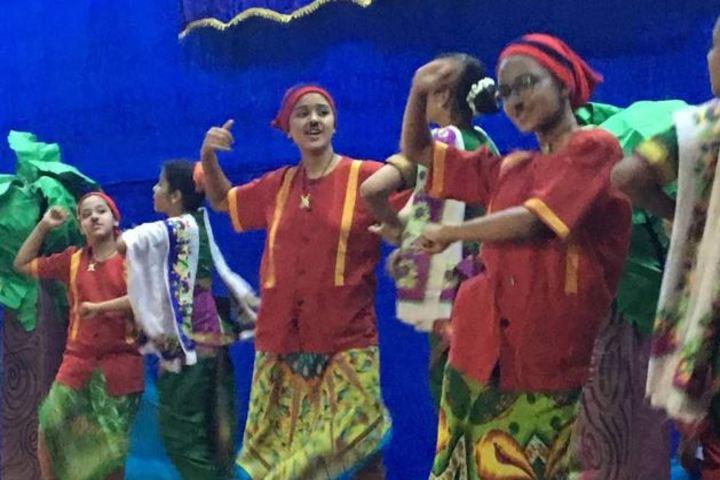 A B V M Agrawal Jatiya Koshs Seth Juggilal Poddar Academy-Dance