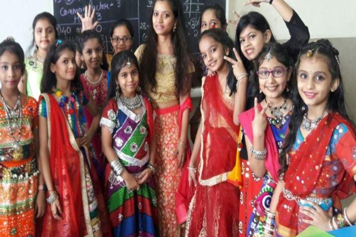 A B V M Agrawal Jatiya Koshs Seth Juggilal Poddar Academy-Fancy Dress