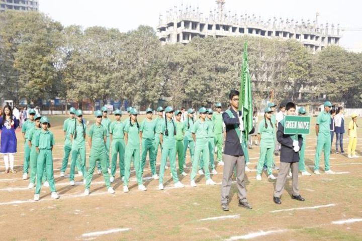 A B V M Agrawal Jatiya Koshs Seth Juggilal Poddar Academy-Sports day