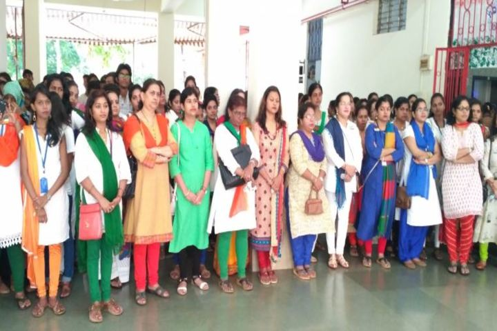A B V M Agrawal Jatiya Koshs Seth Juggilal Poddar Academy-Staff