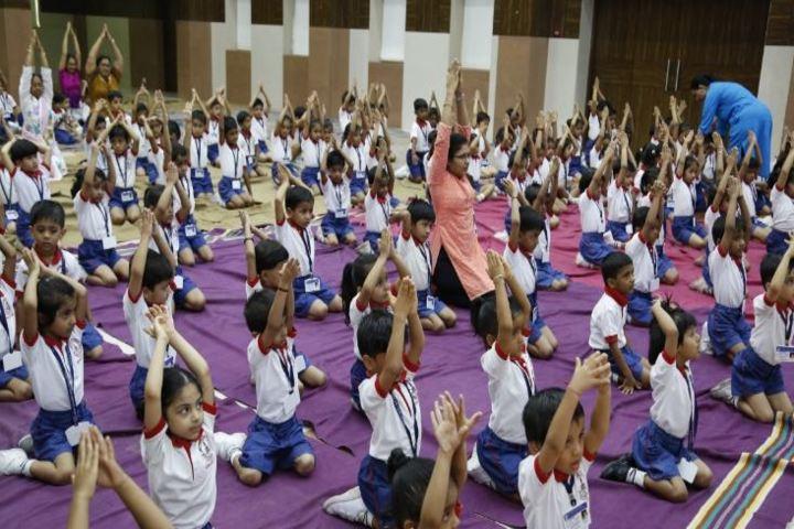 A B V M Agrawal Jatiya Koshs Seth Juggilal Poddar Academy-Yoga