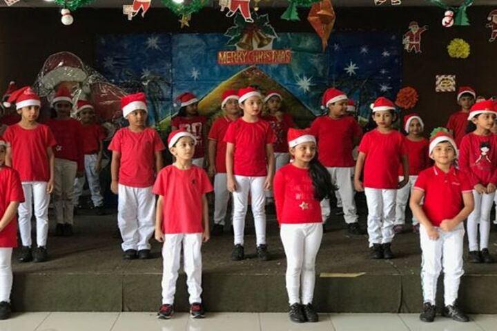 City International School-Christmas Celebration