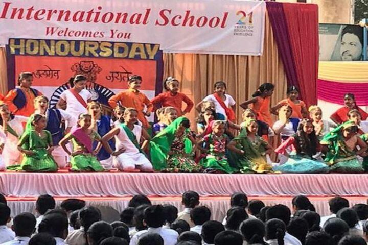 City International School-Event
