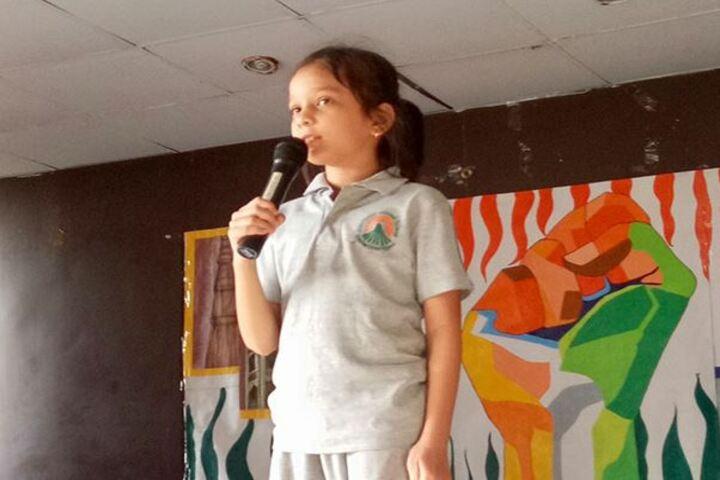 City International School-Speech