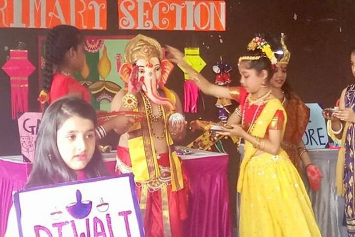 City International School-Festival Celebration