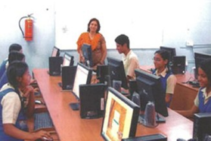 Gopal Sharma International School-Computer Lab