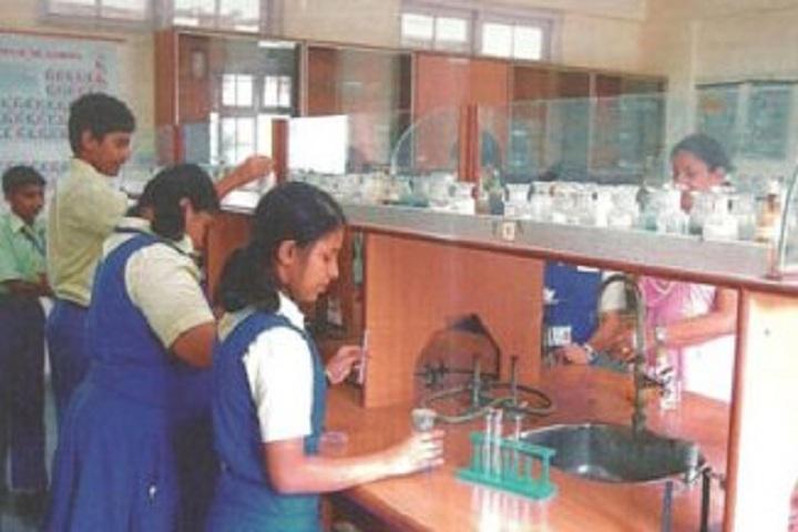 Gopal Sharma International School-Lab