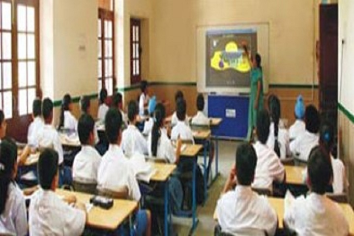 Gopal Sharma International School-Smart Class