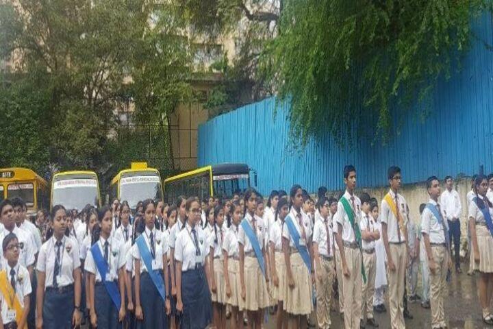 Gopal Sharma International School-Assembly
