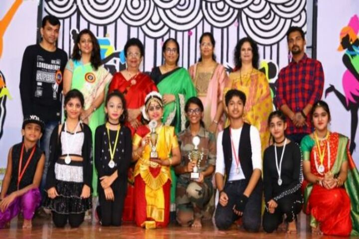 Gopal Sharma International School-Awards