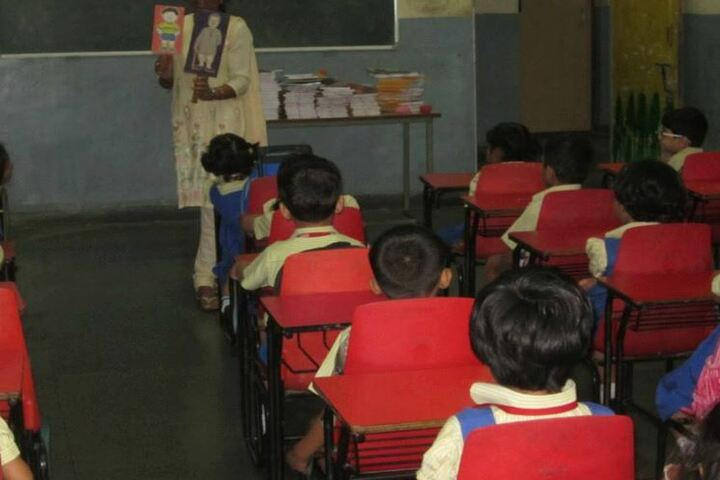 Gopal Sharma International School-Classroom