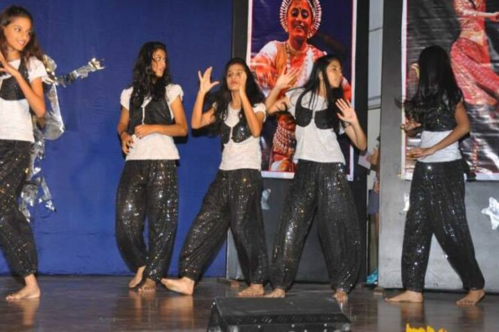 Gopal Sharma International School-Dance