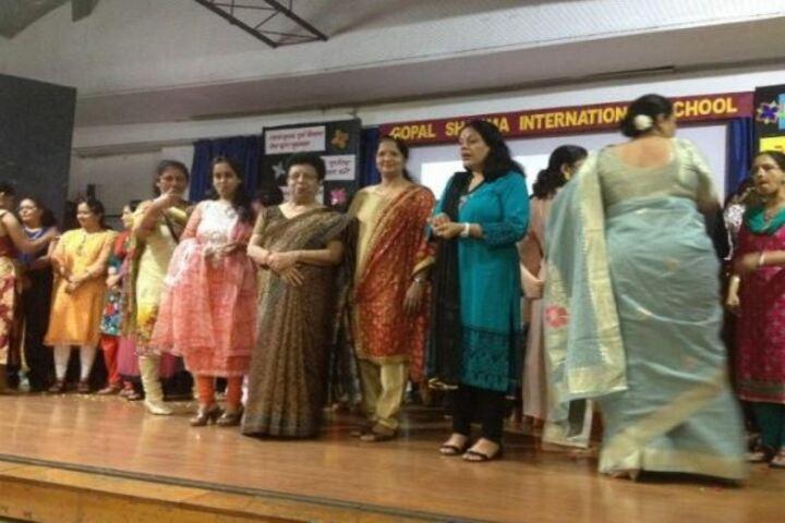 Gopal Sharma International School-Event
