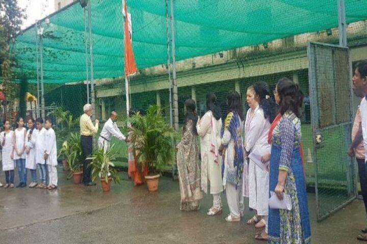 Gopal Sharma International School-Independance day