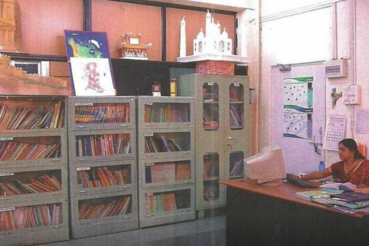 Gopal Sharma International School-Library