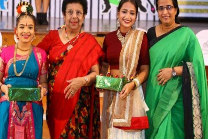 Gopal Sharma International School-Prize