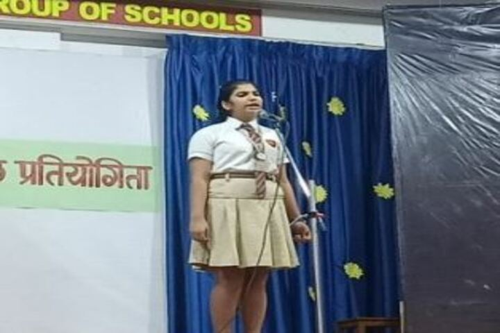 Gopal Sharma International School-Singing