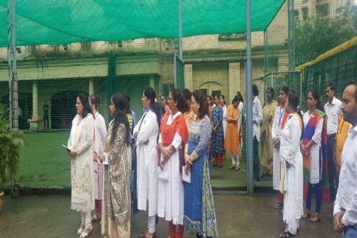 Gopal Sharma International School-Staff