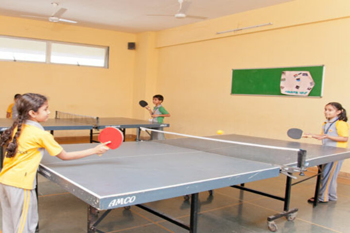 North Point School-Table Tennis