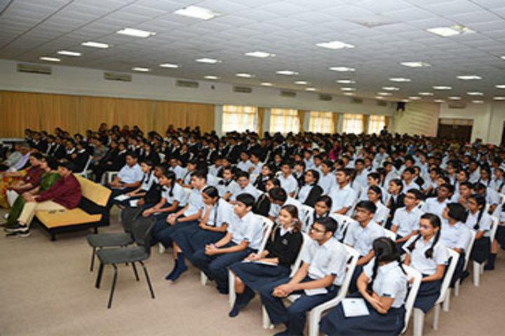 Fravashi Academy-Auditorium