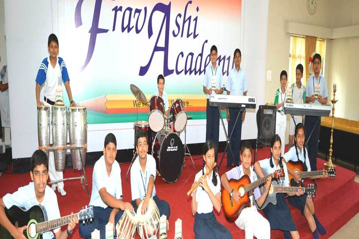 Fravashi Academy-Music