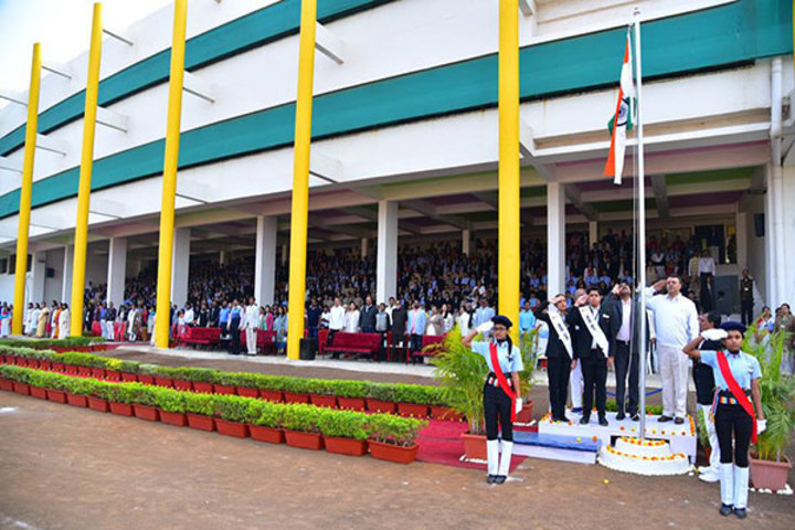Fravashi Academy-Republic day