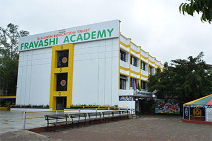 Fravashi Academy-School Building