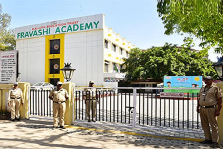 Fravashi Academy-Security