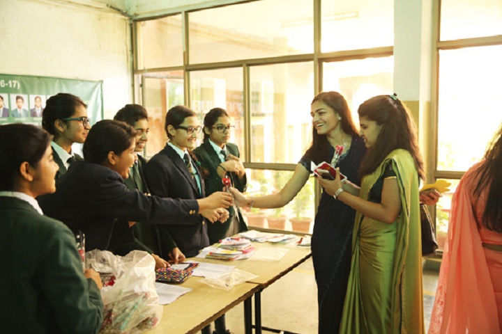 Delhi Public School-Farewell Celebration