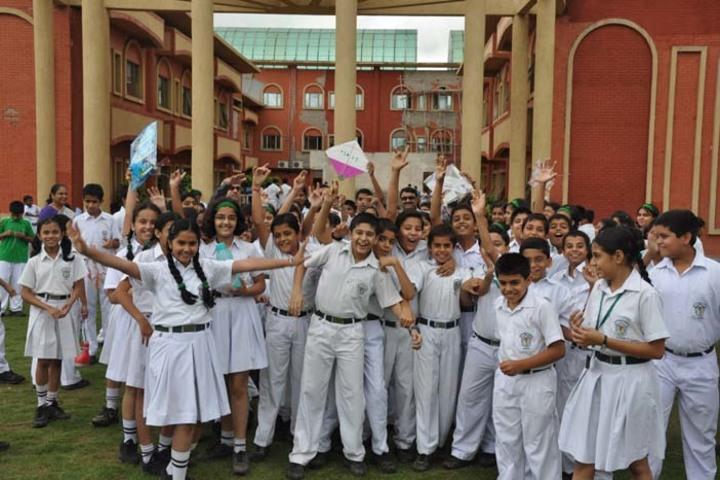 Delhi Public School-Kite Festival