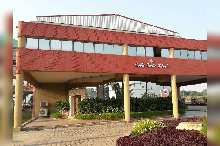Delhi Public School - School Building