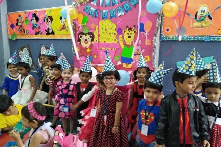 Ryan International School-Birthday Celabration