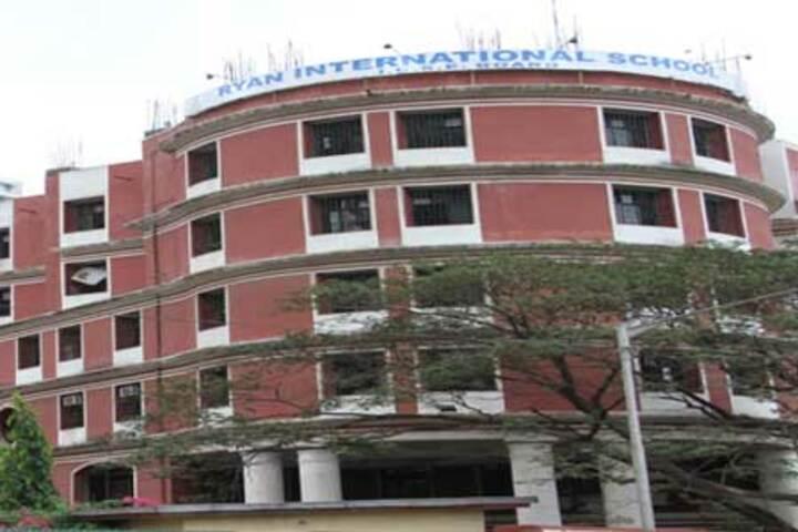 Ryan International School-Campus Building