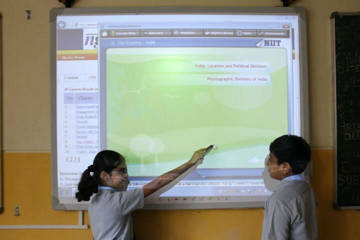 Ryan International School-Digital Class Room