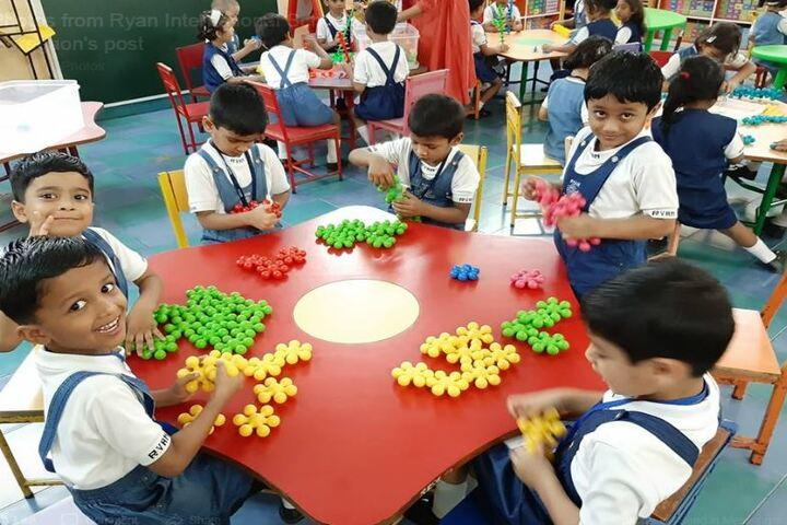 Ryan International School-Kids Play Area